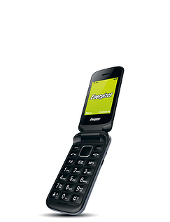 Energizer Clamshell Mobile Phone