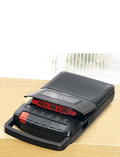 AKAI Portable Cassette Recorder