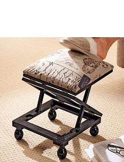 Three Position Footstool