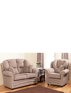 Chadderton Two Seater Settee Plus Two Chairs