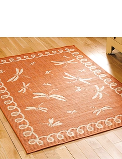 Dragonfly Indoor/Outdoor - Flatweave Rug