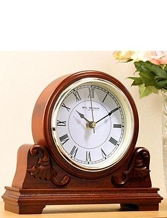 Judge Mantel Clock