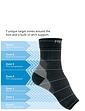 Compression Open Toe Socks