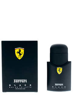 Ferrari Black Eau De Toilette 40ml