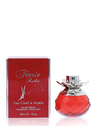Van Cleef Feerie Rubies