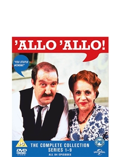 'Allo 'Allo! Complete Box Set