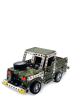 Land Rover Construction Set - 402 pieces