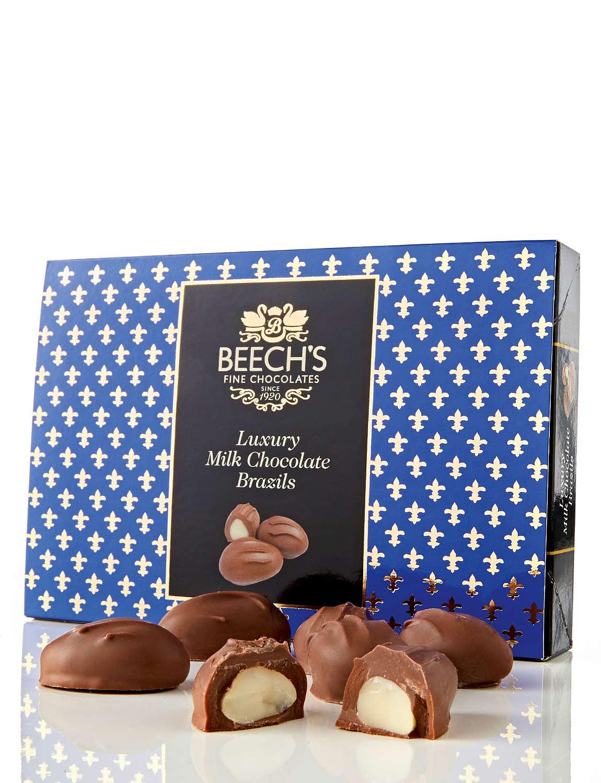Chocolate Brazil Nuts - Milk Chocolate