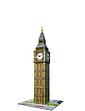 Big Ben With Working Clock 3D Puzzle