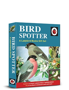 BIRDSPOTTER ENTHUSIASTS GIFT SETS