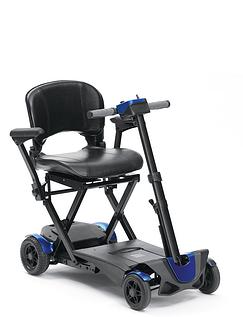 Electric Folding Lightweight 4 Wheel Scooter