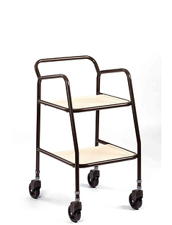 Deluxe Height Adjustable Trolley