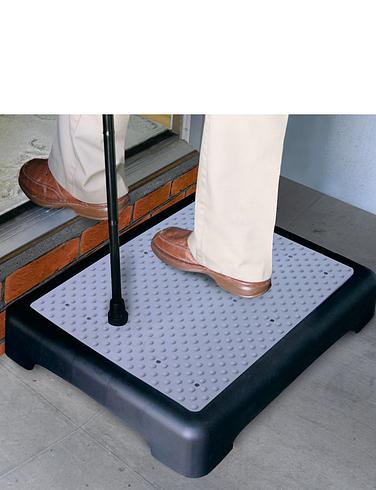 Outdoor Slip Resistant Step