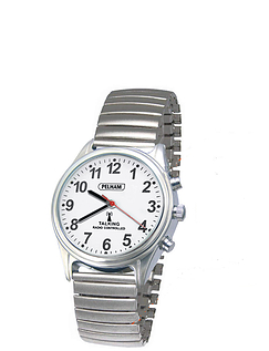 Pelham Radio Controlled Talking Expander Watch