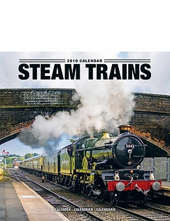 Steam Trains Calendar