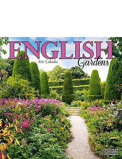 English Gardens Calendar