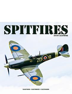 Spitfires Calendar