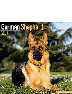 German Shepherd Calendar