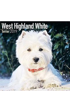West Highland Terrier Calendar