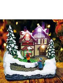 LED Christmas Gift Shop
