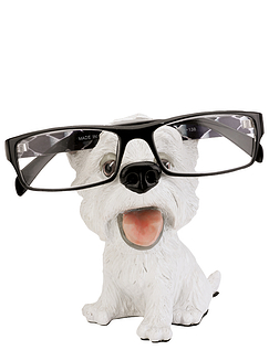 Opti Paws Glasses Holder Westie