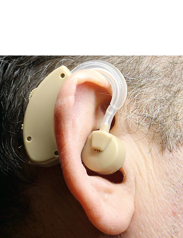 Medically Approved Hearing Amplifier