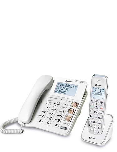 Geemarc Combination Telephone