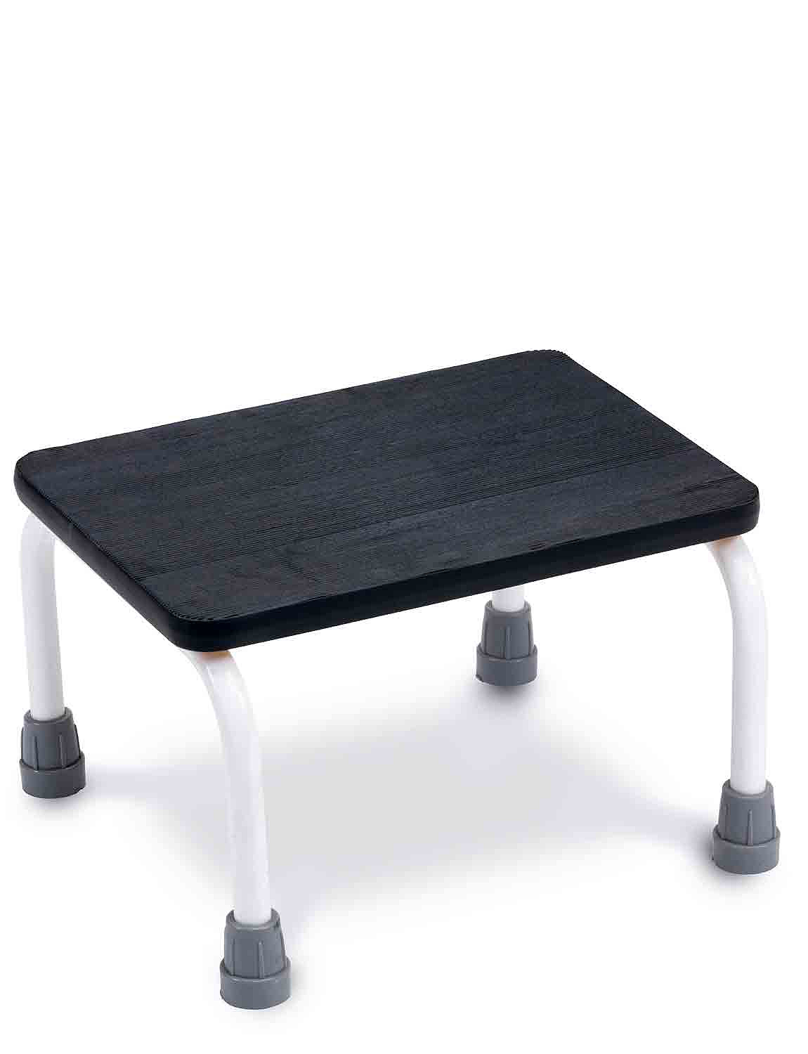 "6"" Bath Step Stool - Grey"