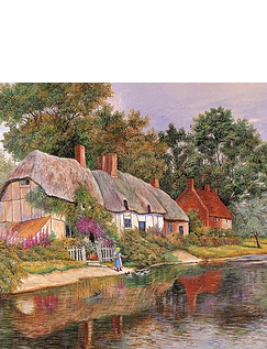 Rural Retreats 4x500pc Jigsaw