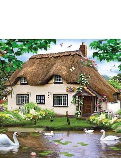 Swan Cottage Jigsaw