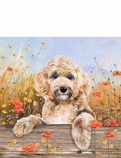 Cockapoo View Jigsaw