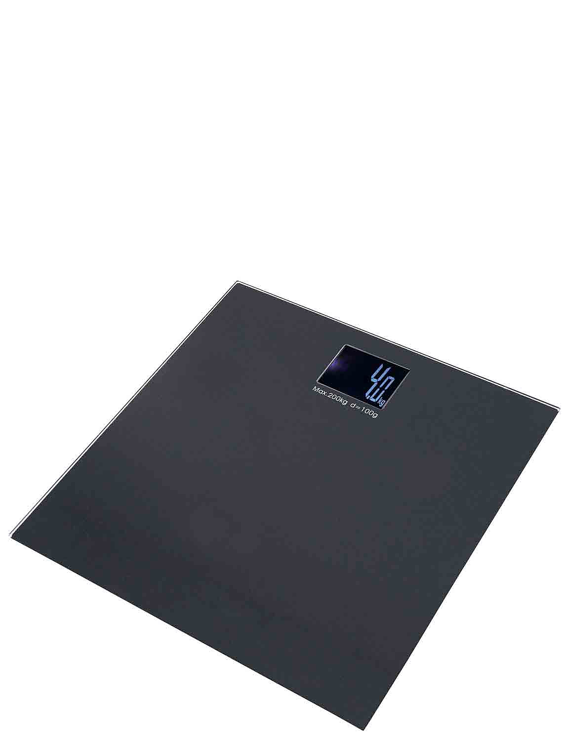Talking Bathroom Scales - Black