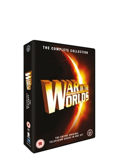 War Of The Worlds – Complete Box Set