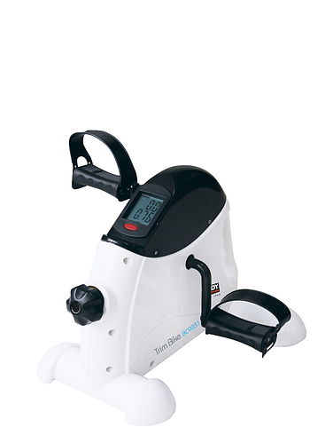 2 In 1 Pedal Exerciser With Computer - Bc9031