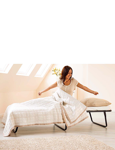 Standard Small Double Folding Bed with Mattress