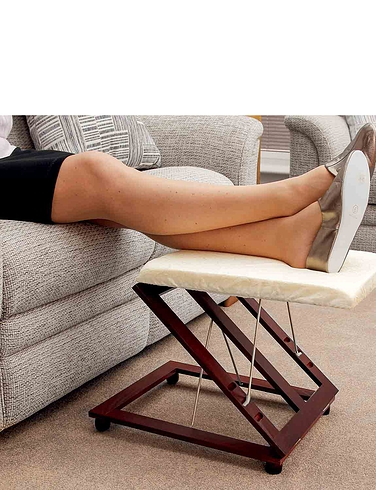Adjustable Footstool