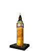Big Ben At Night Snap-Fit 3D Puzzle