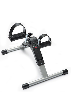2 In 1 Pedal Exerciser With Computer