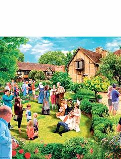 Warwickshire Jigsaw Box Set