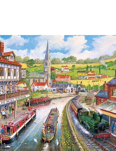 Ye Olde Mil Tavern - Jigsaw