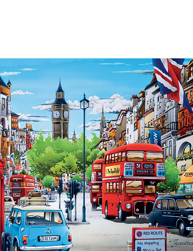 London - Jigsaw