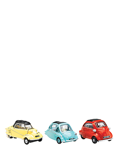 Set of 3 Bubble Cars