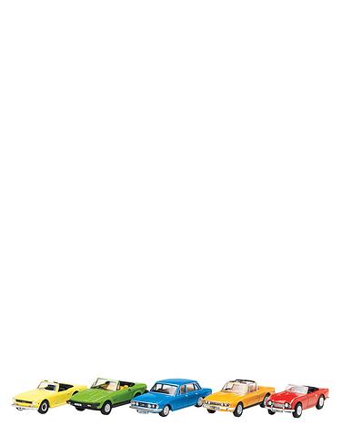 Set of 5 Sporty Triumphs
