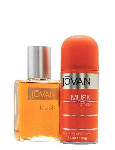 Coty Jovan Musk Set