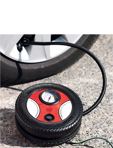 Tyre Design Air Compressor