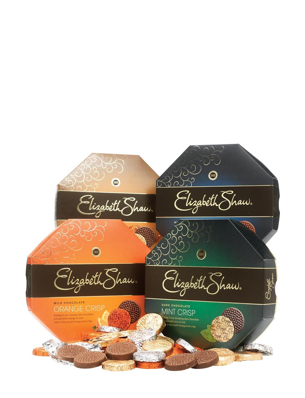 Elizabeth Shaw Collection - Milk Mint Crisp