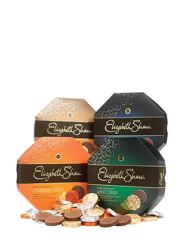 Elizabeth Shaw Collection - Milk Orange Crisp