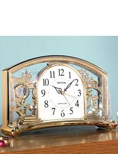 Rhythm Mantle Clock
