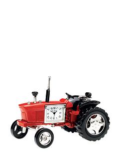 Miniature Tractor Clock