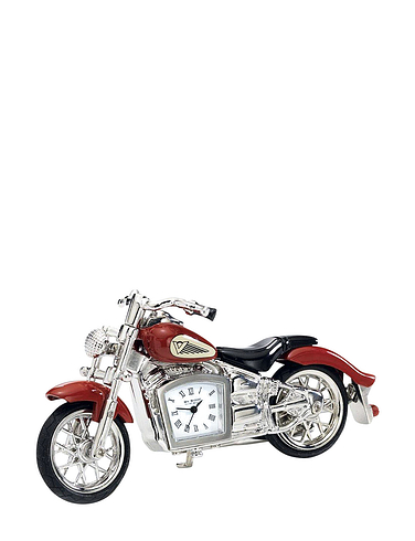 Miniture Clocks - Indian Motorcycle